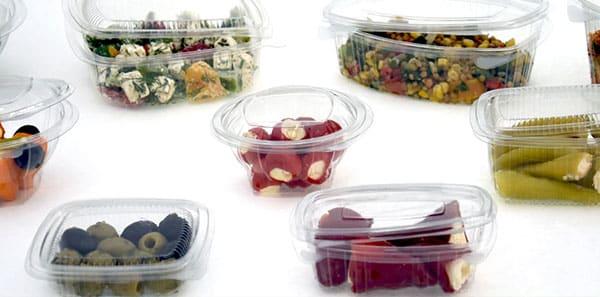 Fabricantes de envases de plástico para alimentación - Marketing y  Publicidad Alimentos, Bebidas y Gran Consumo