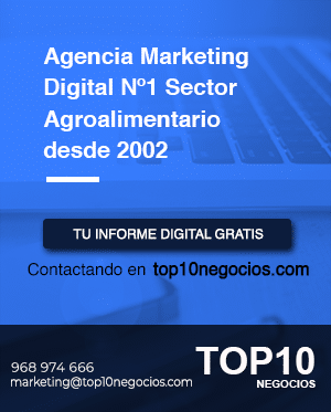 Agencia Marketing Digital N1 sector Agroalimentario desde 2002